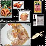 recette Paupiette à la Bourguignonne