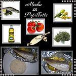 recette Merlu Blanc en Papillotte
