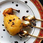 recette Et pourquoi pas une poire au chocolat pour ce week-end ?