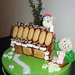 recette La maison gâteau de Hansel et Gretel à faire par les enfants