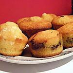 recette muffins ultra simples et très bons (chocolat blanc ou nutella ,ou noix de coco)
