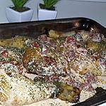 recette Cuisses de poulet sauce au chorizo