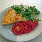 recette Tarte au potiron et fromage
