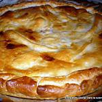 recette TOURTE ESPAGNOLE AU THON (EMPANADA)