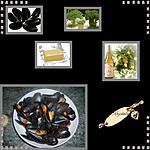 recette moules mariniere