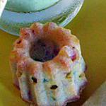 Mini cannelés salés