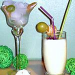 recette °O° Milkshake vanille/poire °O°