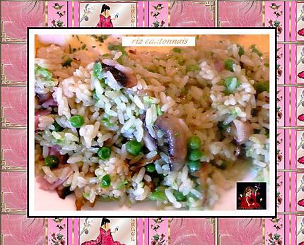 Recette de riz cantonnais par melayers - Absorber l humidite avec du riz ...