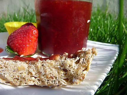 confiture fraiserhubarbe vanille (5)