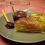 recette Le gâteau 5 4 3 2 1
