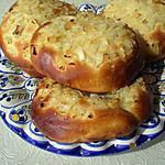 recette Galettes aux oignons