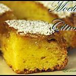 recette moelleux au lemond curd