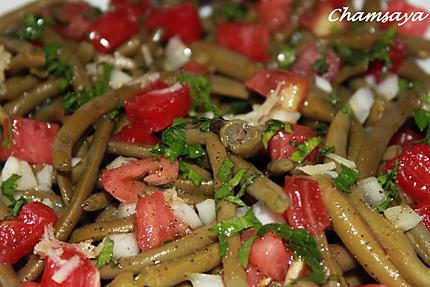 salade-de-haricots-verts-et-tomates 8637