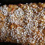 recette Terrine de Lentilles Corail au Sésame
