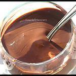 recette Crème au chocolat de Jamie Oliver