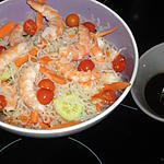 recette Salade thai (régime dukan)
