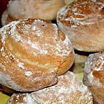 recette Petits pains au figues et cétéales