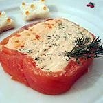 recette Terrine aux deux saumons (pour les fêtes)