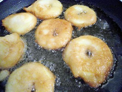Recette De Beignets Aux Pommes Par Dali34