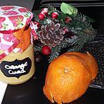 recette Orange curd