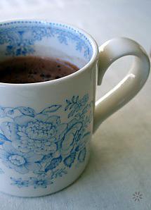Vrai chocolat Chaud, fingers sablés au café 3
