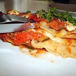 recette lasagnes de ratatouille