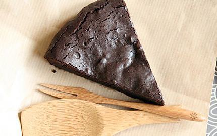 Gâteau fondant au chocolat, boca negra, julia child S