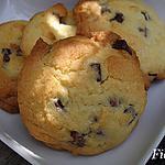 recette Les cookies aux 3 chunks