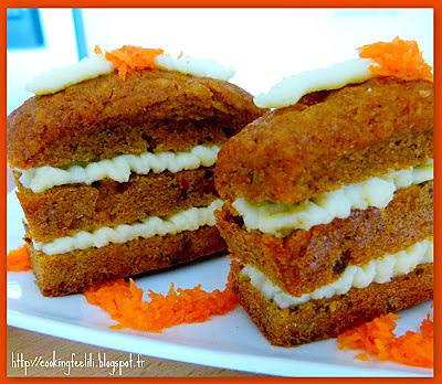 Recette de carrot cake made in usa - Recette carrot cake americain ...
