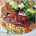 recette Poitrine de poulet grecque