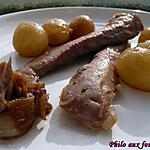 recette Aiguillette de canard au vinaigre Xérès
