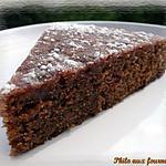 recette Délice au chocolat, beurre de cacahuètes & pralin