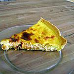 recette tarte au fromage.
