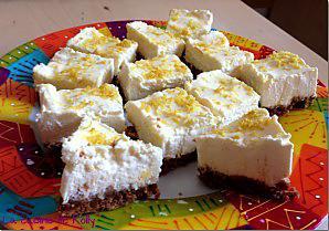 cheesecake citron sans cuisson