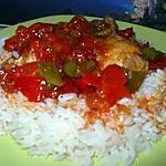 recette poulet a la basquaise