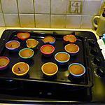 recette Cupcakes au chocolat et ganache au chocolat blanc