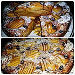recette Gateau au mascarpone et aux pommes