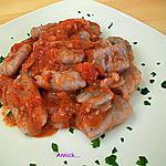recette gnocchis aux Vitelottes & sauce tomate