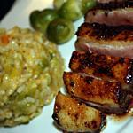 recette Magret de canard laqué