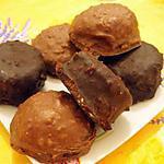 recette Les rochers pralinés de Christophe Felder