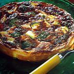 recette Tartelette à la courgette