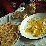 recette oeufs au plat a la marocaine..pour un bon ptit déj