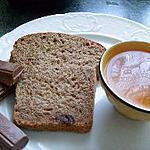 recette Brioche au Levain, Pralinée