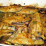 recette Filets de maquereau au curry