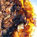 recette Tatin d'échalotes
