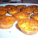 recette Bouchées soufflées au chorizo