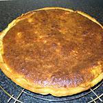 recette La tarte au riz macarons
