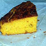 recette gâteau aux carottes sans gluten