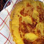 recette galette a la semoule(harcha)