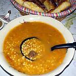 recette Barkoukes de ma maman (pate en petits plombs)